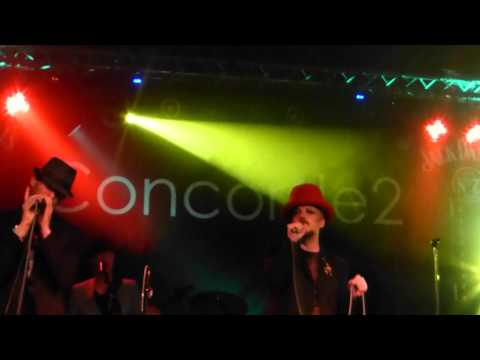 Boy George Concorde 2 Brighton Nov 13 It's Easy , Karma chameleon , get it on