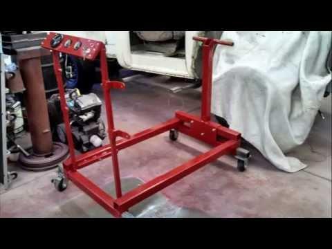 Engine Test Stand Build