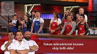 Takım Yarışını Kim Kazandı? | 15. Bölüm | Masterchef Türkiye