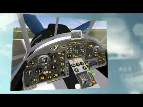 #1 The Best Flight Simulator For PC 2013 - Watch My Pro Flight Simulator Review