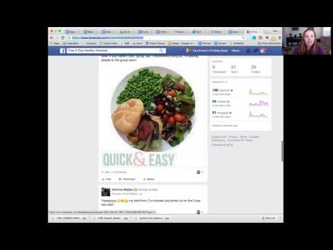 How to Create an Event Page and Group Page for a Free Group