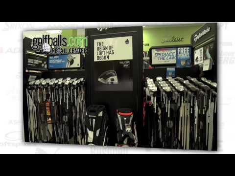 Golfballs.com Retail Center Commercial - Winter Clearance 2015