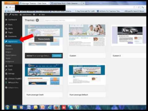 Add Social Media Icons to WordPress - Step by Step Tutorial