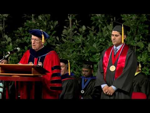 102nd University Commencement Ceremony (2013) - California State University, Fresno