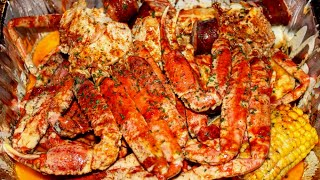 How To: Super Simple Crab Boil    THEBEAUTYJENERAL