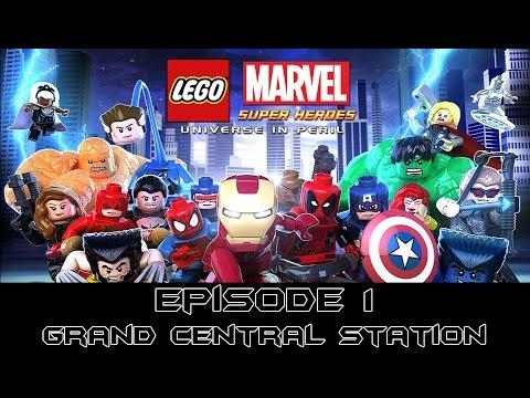LEGO Marvel : L'Univers en Péril (iPad) #1