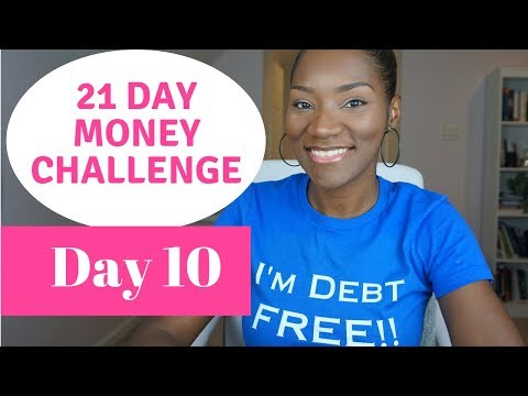 21 Day Money Challenge   Day 10   You Need a Budget   FrugalChicLife