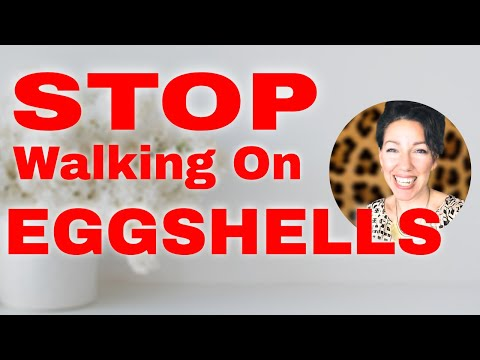 Sick of walking on eggshells in a controlling relationship?