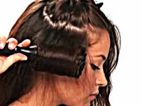 Get Jennifer Aniston Hair Video Tutorial