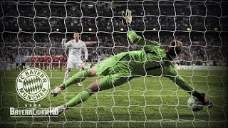 Manuel Neuer Saves Vs. Great Players In The World