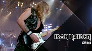 Iron Maiden Aces High Official Video