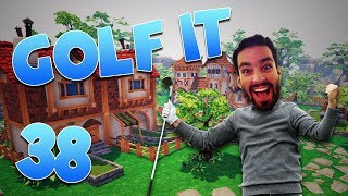 Angles, Geometry, & A Dash of Rage! (Golf It #38)