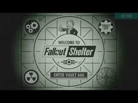Fallout shelter-999,999 CAPS AND QUANTUM and infinite lunchbox Glitch - Android