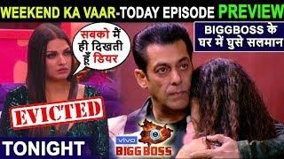 Biggboss 13, Weekend ka vaar, Himanshi Khurana Evicted, Salman enter in biggboss house for rashami