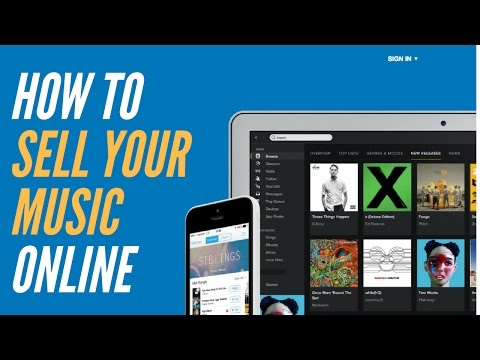 How To Sell Your Music Online (iTunes + Spotify) - TheRecordingRevolution.com