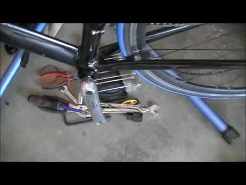 How to remove Stripped Crank Arm Crankset on Bicycle