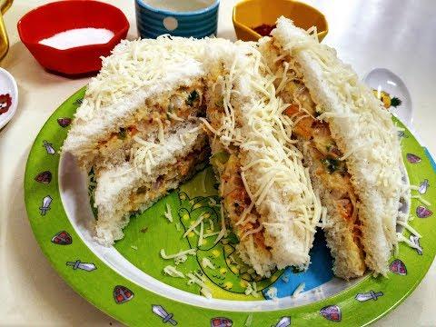 Veg Mayo Sandwich | how to make mayo sandwich | Veg sandwich recipe