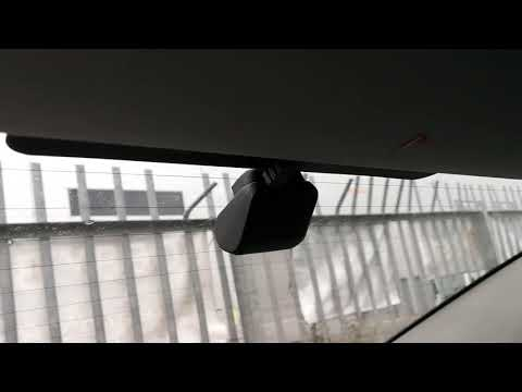 How to remove Street Guardian SG9663DC Rear Camera from the mount.