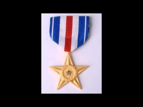 Senator   Iowa veteran didn't earn Silver Star medal