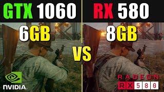 RX 580 vs GTX 1060 Videos - 9tube tv