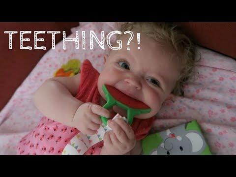 Teething & Sleep Training!