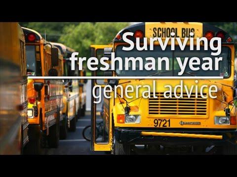 Freshman high school tips from upperclassmen