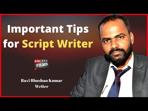 Script Writing for Beginners in Hindi - नए लेखकों के लिए टिप्स | Joinfilms