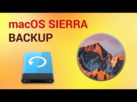 How to Backup Files to iCloud on Mac (OS Sierra)