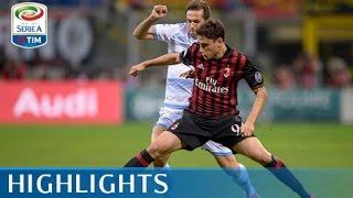 Milan - Lazio - 2-0 - Highlights - Giornata 5 - Serie A TIM 2016/17