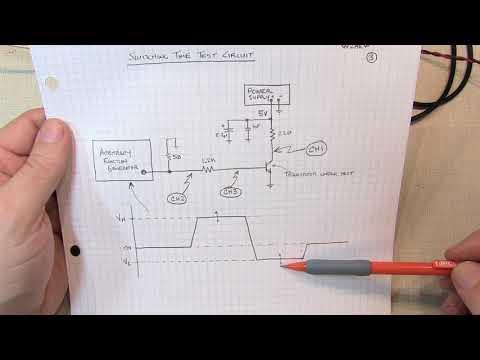 #281: Bipolar Transistor Switching Time Measurement
