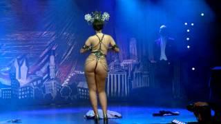 Pepper Sparkles @ Helsinki Burlesque Festival 2013