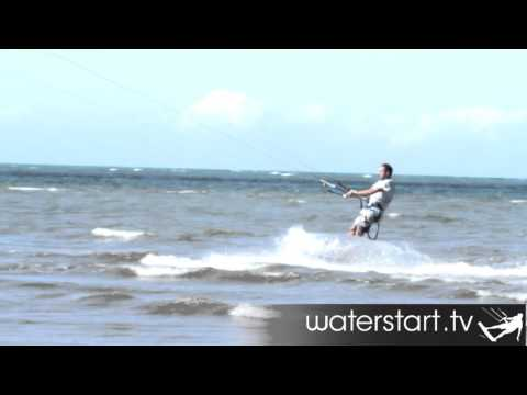 How not to POO Stance! - Kitesurfing Tutorials - Learn Free & 1st Hand!