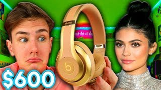 Trying Out 600 Kylie Jenner Beats