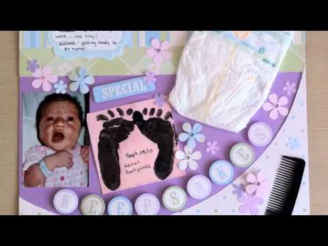 Baby-Book Layouts