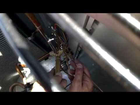 How To Fix A Refrigerant Leak In Air Conditioner.