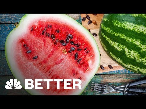 How To Cut A Watermelon | Better | NBC News
