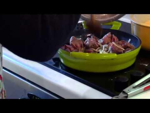 Perfect beef stew and dumplings recipe