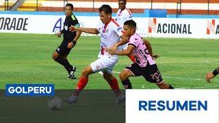 Resumen: Sport Boys vs. Carlos A. Mannucci (3-3)