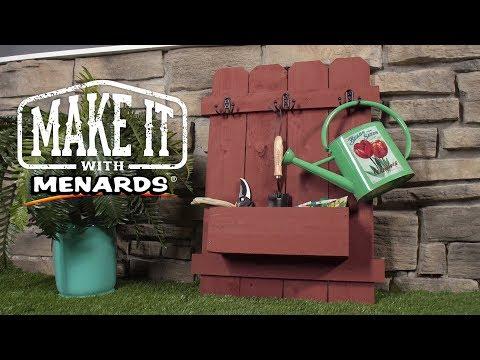Garden Organizer - Make It With Menards