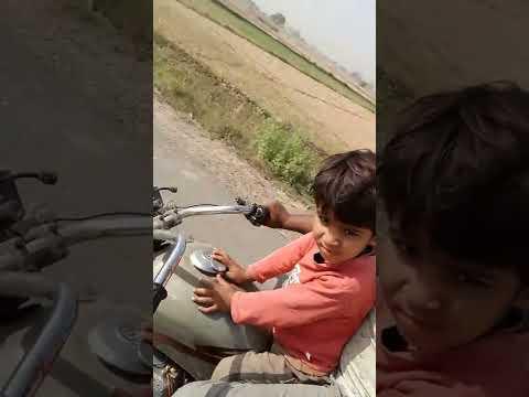 Electric motorcycle testing 2 by Jaynesh kumar with Tej Pratap Singh(TEJA)