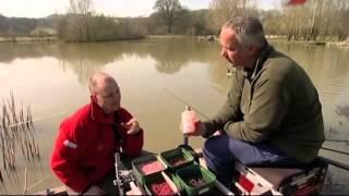 ловля матчем на мелководье