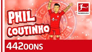 The Philippe Coutinho Song - Powered By 442oons