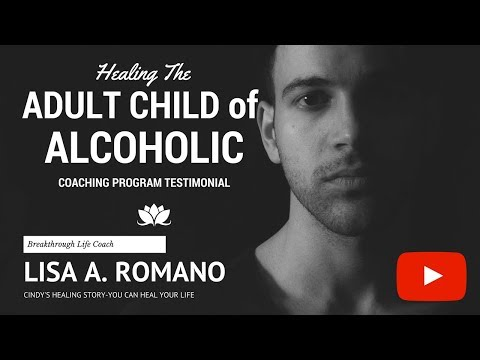 Child of Alcoholic--You Can Heal Your Life--ONLINE Healing Coaching Program