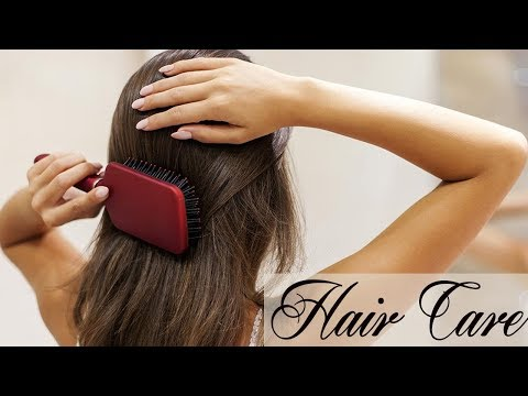 Ayurvedic Hair Care Tips | How to Take Care of Hair at Home | Home Remedies For Dandruff & Hair Fall