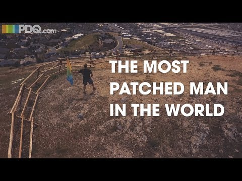 The Most Patched Man In the World: Part I
