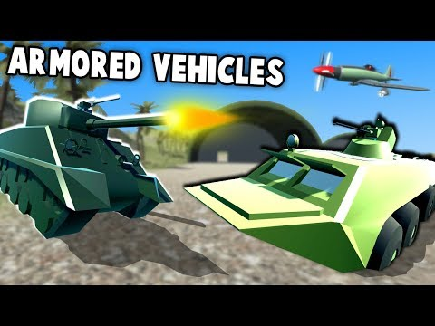 Download EPIC New Armored Vehicles! NEW Planes & Boats
