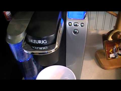 How To Clean Descale Unclog Keurig K-Cup Coffee Brewer Maker Maintenance
