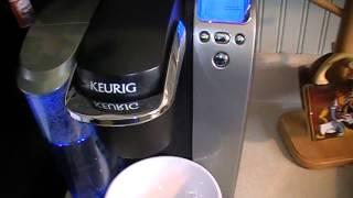 How To Clean Descale Unclog Keurig K Cup Coffee Brewer Maker Maintena
