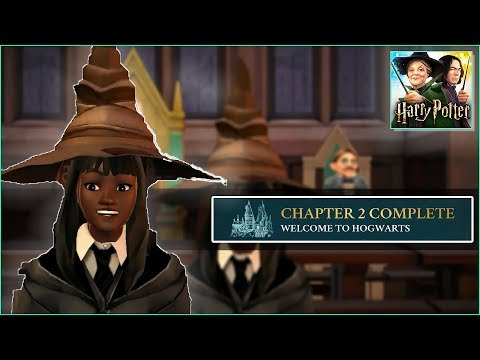 Harry Potter: Hogwarts Mystery - Chapter 2 - Welcome to Hogwarts