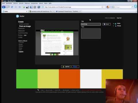 Custom Colors in MS Excel 2003